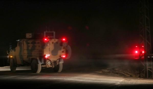 Syrie: un nouveau convoi militaire turc pénètre dans une zone rebelle
