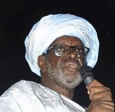 Boydiel Ould Houmeid, président du parti El Wiam, député élu sur la liste nationale : ''Le président Mohamed Ould Abdel Aziz n'a jamais dit qu'il briguera un troisième mandat''