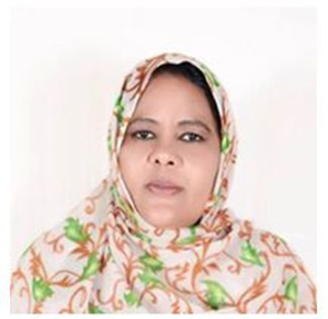 Saviya Mint Bardass candidate à l'élection présidentielle de 2019