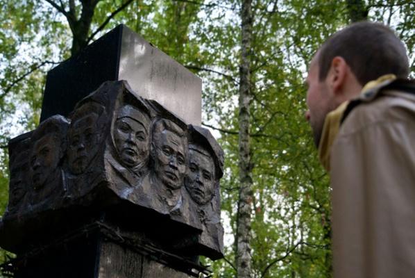 A Moscou, des fosses communes staliniennes identifiées grâce à la Luftwaffe