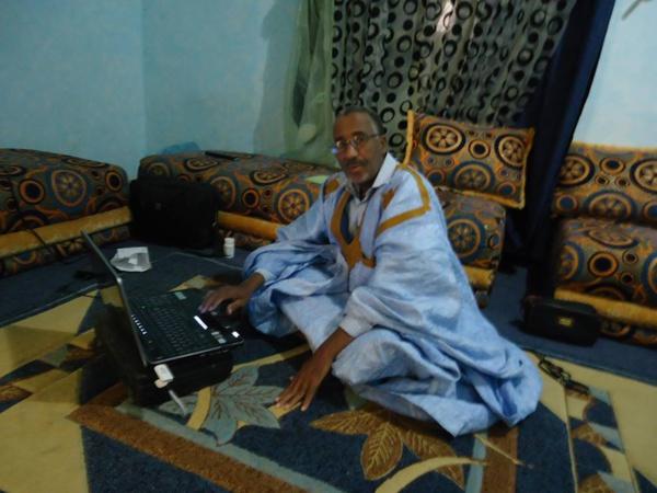 Mauritanie : on voit désormais politiquement en rouge !