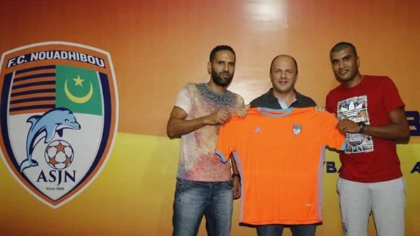 Football : deux tunisiens dans les rangs du FC Nouadhibou