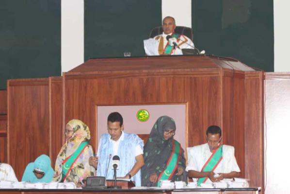 L'Assemblée Nationale se réunit en plénière pour l'élection des membres de son bureau