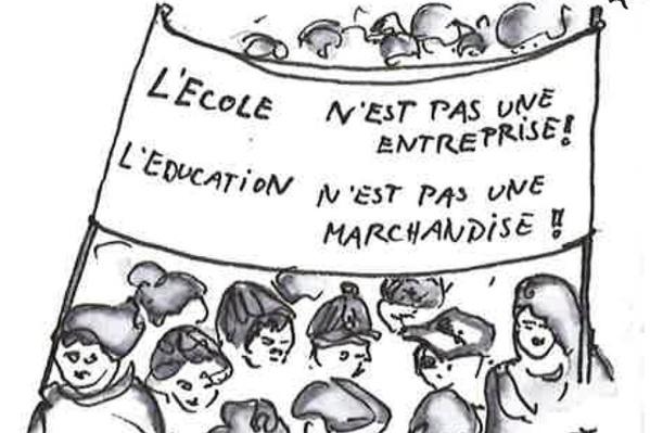Communiqué des syndicats des étudiants sur la mesure privant des étudiants de s'inscrire à l'Université