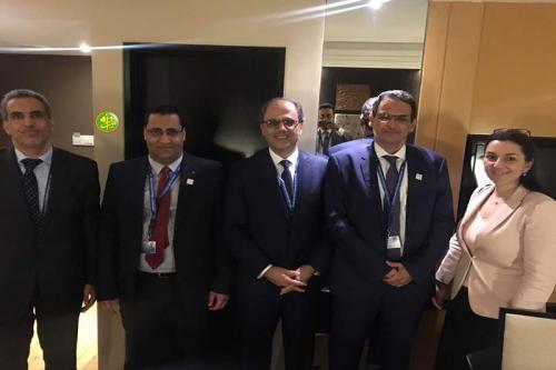 La Mauritanie participe aux réunions annuelles conjointes de la Banque et du FMI en Indonésie