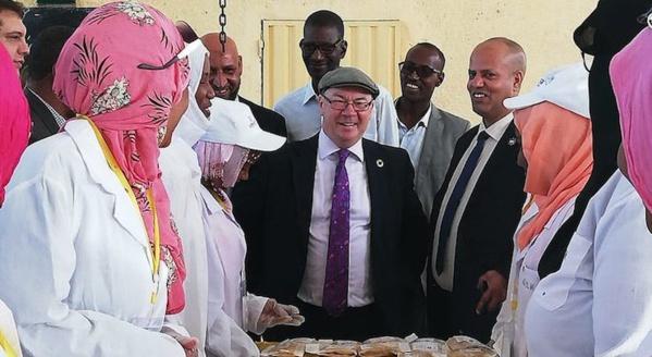 Inauguration de la première ambassade britannique en Mauritanie