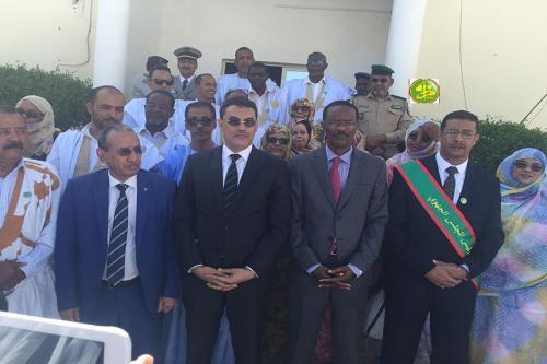 Installation du conseil régional de la circonscription de Dakhlet-Nouadhibou