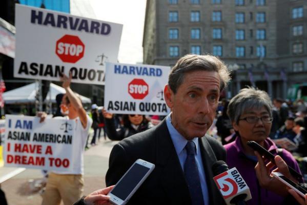 Discrimination anti-asiatique: début du procès contre Harvard