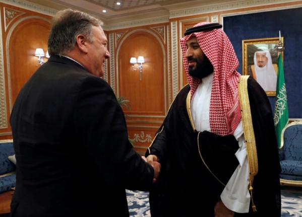 """Khashoggi: le G7 veut une enquête """"crédible et transparente"""""""