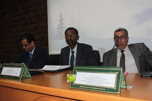 Journée d'information sur le projet du champ gazier Tortue/ Ahmeyin