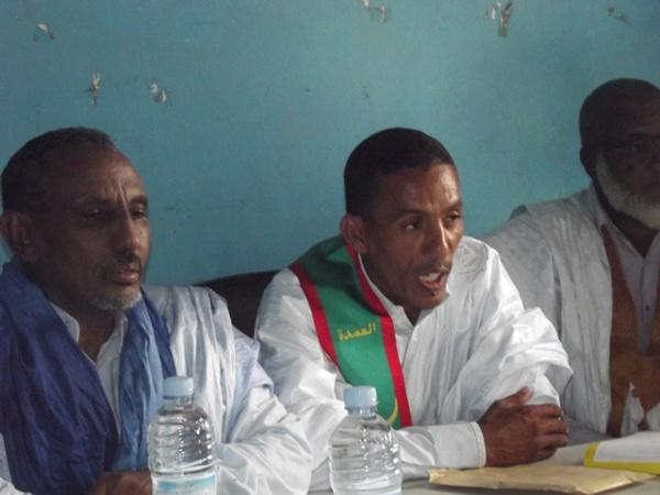 Brakna : Bouhdida élit un jeune à la tête de la commune