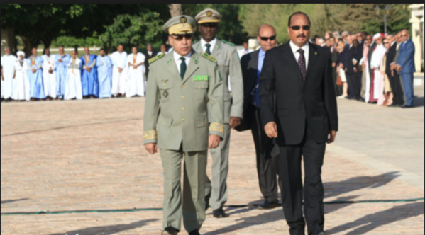 Le général Ghazouani ministre : humiliation ou perspectives ?
