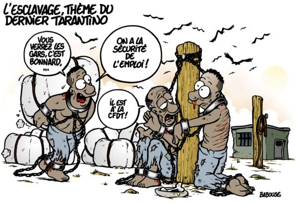 La Mauritanie va perdre des avantages à cause de la question de l'esclavage