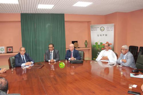 Séance de travail entre les employeurs mauritaniens et leurs homologues tunisiens