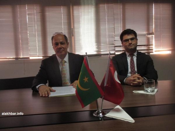 Mauritanie - Turquie : 150 millions de dollars d'échanges commerciaux en 2017