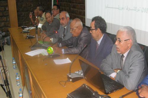 Colloque scientifique sur l'enseignement supérieur et la recherche scientifique et leur relation avec la sécurité nationale arabe