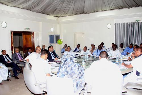 La commission des finances examine les projets de budget de la Présidence et du ministère de l'économie 2019