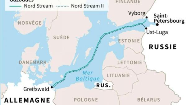 Les Etats-Unis promettent à l'Ukraine de combattre un projet de gazoduc germano-russe