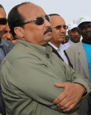 Report de la visite du président Aziz à Kiffa