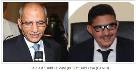 Union des Banques Maghrébines :Tajidine et Taya élus membres du CA