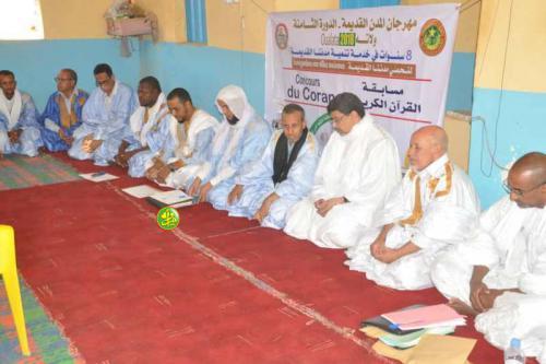 Lancement à Oualata du grand concours de coran et de hadith