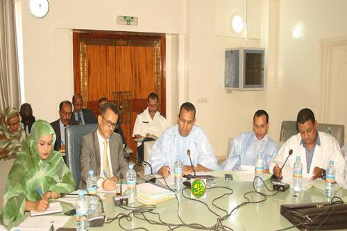Examen du budget du ministère des Pêches et de l'Economie Maritime