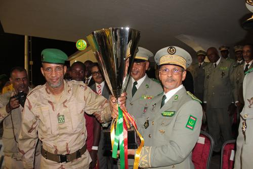 Clôture de la 18ème session du championnat national militaire