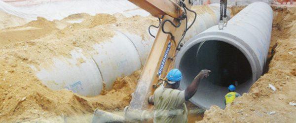 Le ministre de l'hydraulique inaugure des installations de renforcement du réseau de distribution d'eau de Maghtalahjar