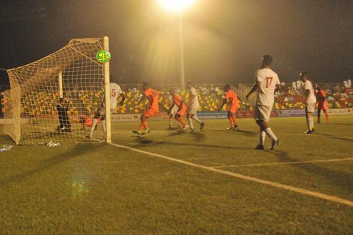 L'équipe du FC Nouadhibou bat Al Ahli Beghazi par 2 buts à 1