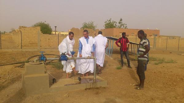 MAURITANIE : les prescriptions de la BAD, pour 80 % d'accès à l'eau potable en fin 20