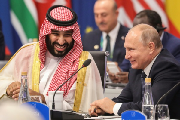 G20: coup d'envoi d'un sommet divisé, tous les yeux sur Trump, Poutine, MBS et Xi