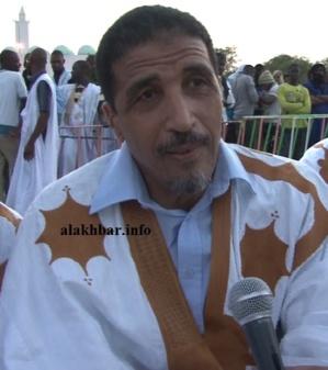 M. Mohamed Maouloud, président du FNDU et du parti UFP, député à l'Assemblée Nationale: «L'option d'un candidat unique et d'un programme commun minimal a les faveurs de la grande majorité des composantes de l'opposition démocratique»