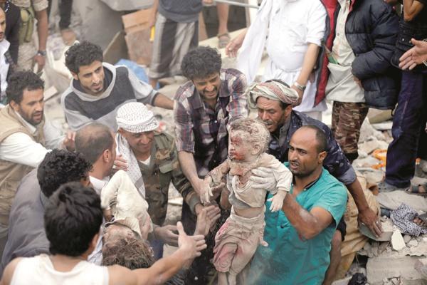Yémen: un avion de l'ONU va évacuer des rebelles Houthis blessés (coalition)