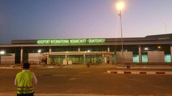 Le ministre de l'économie annonce que l'état mauritanien détient 5% de la société qui va gérer l'aéroport Oumtounsi