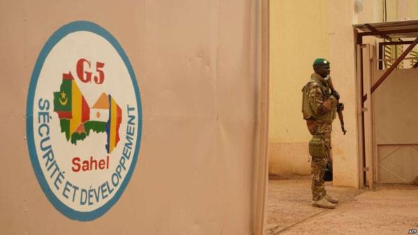 Mauritanie : 2e conférence des partenaires du G5 Sahel