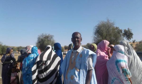 Assaba : Visite de terrain des responsables du Projet ATPC dans les cinq Wilayas