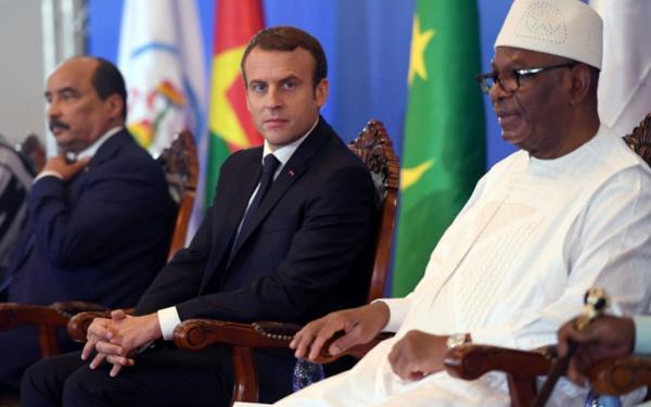 G5 : la France et l'union européenne annoncent une contribution de 1,3 milliards d'euros