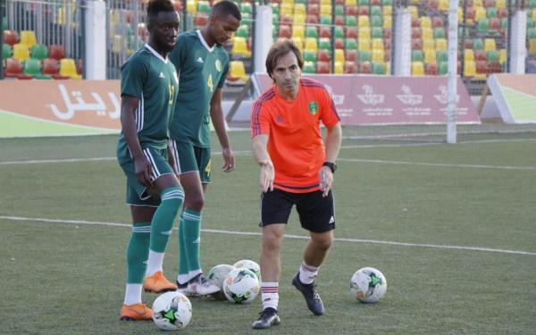 Tout sourit à Martins et la Mauritanie