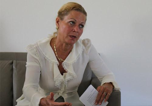 """Affaire Biram : L'ambassadrice d'Allemagne s'interroge sur une solution """"élégante"""""""