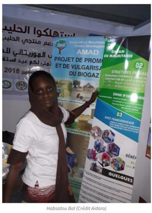 Pétition signée par le Chef de l'Etat et Prix du meilleur stand, un double succès pour la Coalition mauritanienne du lait local