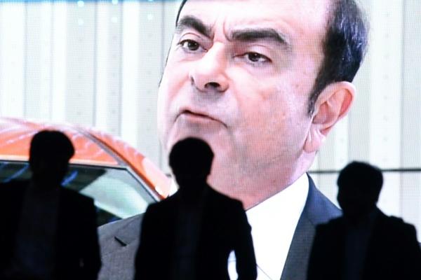 Carlos Ghosn, inculpé au Japon, reste en prison