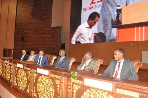 Clôture de la 5e édition de la Conférence Mauritanides organisée par le ministère du Pétrole