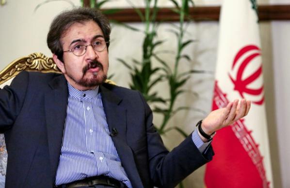 """Syrie: la présence de troupes américaines était """"une erreur"""" dès le départ (Iran)"""