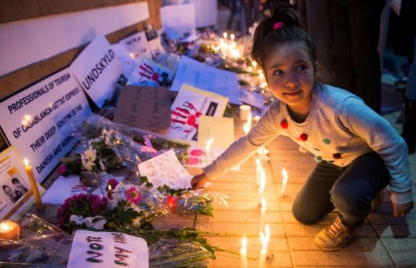 Rassemblements au Maroc en hommage aux deux touristes scandinaves tuées