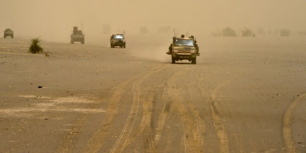 L'armée mauritanienne empêche la spéculation sur le prix de l'eau dans le nouvel Eldorado
