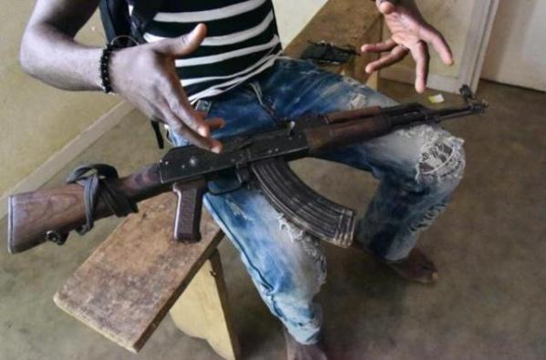 Sécurité/Boghé : Arrestation d'un homme en possession d'une arme à feu