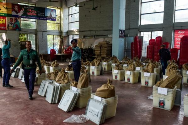 Élections au Bangladesh: 600.000 hommes pour assurer la sécurité