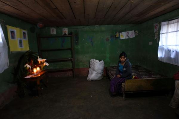 Emigrer : le rêve du petit Felipe, mort aux Etats-Unis, c'est celui de tout son village au Guatemala