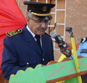Décoration du Directeur Régional de la Sureté au Hodh Charghi Ould Said