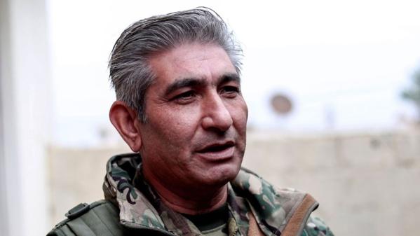 """Syrie: un accord avec le régime est """"inévitable"""" selon un commandant kurde"""